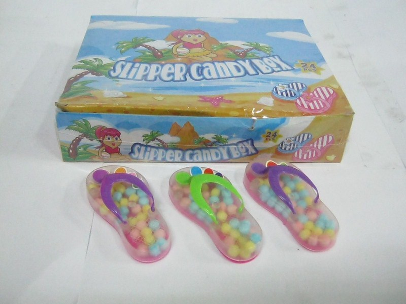 TERLİK ŞEKER SLİPPER CANDY BOX